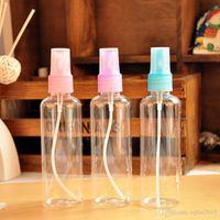 Cheap Plastic refillable spray perfume travel Best   empty cream