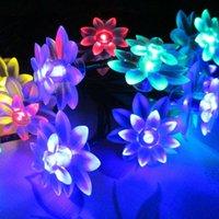 solar indoor light - LED light Bulb V mA Solar String Light For Christmas Outdoor Indoor Holiday Lighting freeship