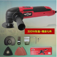 Wholesale New updated W TCH Power electric Tools multifunction finisher home planer cutter trimmer disc woodworking tools shovel