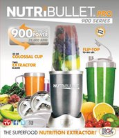 Wholesale PRO Nutri Bullet W Series Nutri Bullet For Juicers v AU NZ EU US UK Plugs DHL Free Presented Multicolor box