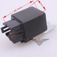 Wholesale BRAND NEW V SQUARE RELAY FOR MOTORCYCLE DIRT PIT BIKE ATV PIN FOR DROP SHHIPPING