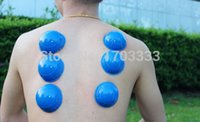 Wholesale 150set Mini Silicone Travel Medical Vacuum Massage Cupping Cups Health Care