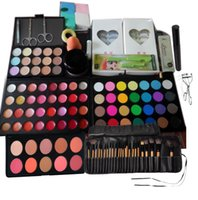 artist training - Make up training for beginners to a full range of eye makeup set combination nude makeup artist essential tool