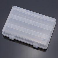 Wholesale Pro sKit Grids Slots Electronic Component Storage Box Practical Tools Packaging Case Container Tool Box mm