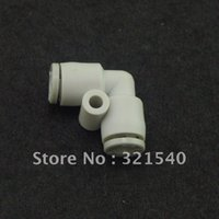 Wholesale Lot5 Replace SMC KQ2H06 Pneumatic mm Tube Fittings One Touch Push In Connectors Elbow Union order lt no track