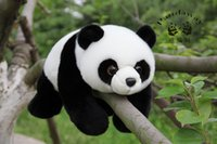 Wholesale New products Panda Stuffed Animals Plush Toys Brand Pandaway cotton Chinese National Treasure