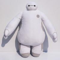 large stuffed animals - Large size cm Big Hero Baymax Robot stuffed Plush Animals Toys Gift for Children dandys