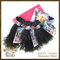 Cheap virgin malaysian hair kinky curly human hair 3 pcs a lot 6A unprocessed virgin human hair wholesale factory price