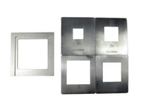 Wholesale LY IR reflectors set mm mm mm mm for Infrared BGA rework station Upper heater cover