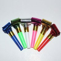 Wholesale Birthday Party Favors Blow Outs Blower Noisemakers