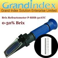 Wholesale refractometer Brix to ATC P RHB ATC