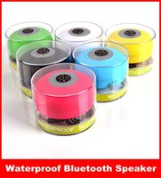 Wholesale Mini Waterproof Wireless Bluetooth Speaker Support phone laptop tablet PC PSP