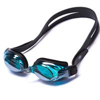 arena swimming goggles - Goggles For Swimming Waterproof Anti fog Arena Swim Glasses swim glasses for men women Brille G1104M
