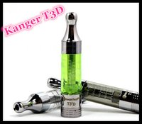 2.4ml product - 100 original Kangertech T3D Clearomizer Newest Products Kanger T3 D Low Price Fast Shipping stock up now