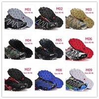 Wholesale 2014 Speedcross Zapatillas Athletic Running Sports Men Shoes Walking Ourdoor Sport Shoes sneakers