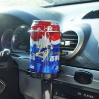 Wholesale Car SUV Universal Wind A C Outlet Folding Cup Bracket Bottle Drink Holder Stand