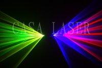 laser show equipment - TOP SELL lens color laser equipment DJ disco light stage lighting show