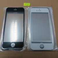 Cheap Glass Lens for iPhone 5S Best front screen Glass Lens