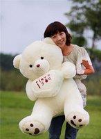 valentines teddy bear - Beige Giant Big Plush Teddy Bear Soft Gift for Valentine Day Birthday Stuffed Teddy Bear Giant Cute