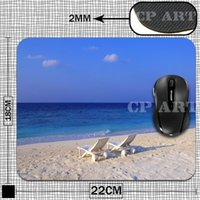 beach mouse pads - New Arrival Beauty Beach Enjoy Your Life Rectangle Non Slip Rubber Mousepad Gaming Mouse Pad