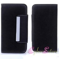 For Apple iPhone pocket pc - For iPhone Hybrid in1 Squirrels Veins Leather Case PC Case Money Pocket Wallet with Card Slots For iphone6 inch