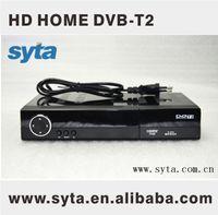 Receivers DVB T2 SYTA 2015 best sale high quality 1080P Full HD dvb t2 decoder dvb t2 set top box digital receiver