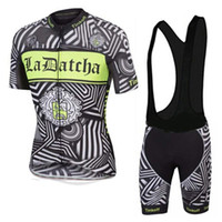 spandex clothing - Tinkoff Saxo Cycling Jerseys Set Short Sleeve With Padded Bib None Bib Trousers Black Fluo Green Bicycle Clothes Close Fitting XS XL