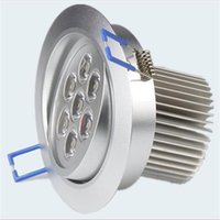 Wholesale Top W LED ceiling light LED downlight led lamp bulb warm white cool white CE UL RoHs