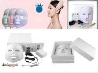 ask beauty - 2015 LED Photodynamic Facial Mask Home Use Beauty Instrument Anti acne Skin Rejuvenation LED Photodynamic Beauty asks tool