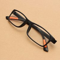 Wholesale Best Price Unisex Black TR90 Light Weight Resin Flexible Temple Frame Reading Glasses