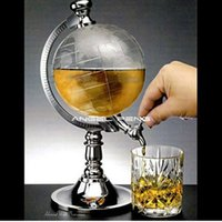 Cheap Creative simulation globe water dispenser, mini beer machine, new drink machines, fashionable bar points wine