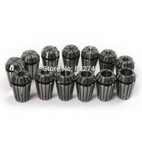 Wholesale NEW mm Mn Spring Collet For Milling Machine CNC Chuck or Holder Drilling Machine ER20 order lt no track