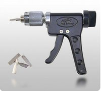 advance guns - locksmith tool high quality Klom Advanced Plug Spinner quick gun turning tool lock pick gun