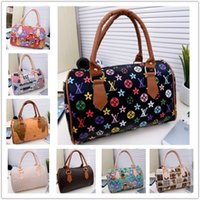 animal print handbags - 2015 designer handbag high quality famous brands Pattern Print Tote Messenger bag Shoulder bags vintage bag women purse bolsa feminina