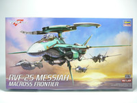 Wholesale HASEGAWA Scale RVF MESSIAH quot Macross Frontier quot Limited Plastic Model Kit Instructions are written in