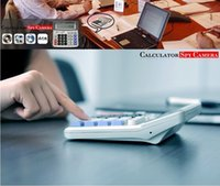 Cheap New Cheap Spy Calculator camera Hidden pinhole camera digital video recorder DVR 1280*720
