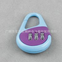 affordable handbags - GS A large number of sales of high quality zinc alloy luggage padlock padlock affordable boutique handbags consult Before buy C