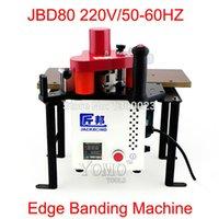 Wholesale JBD80 Portable Multi functional Edge Banding machine Edge Bander CE CQC voltage HZ