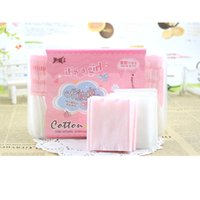 face cleaning wipes - pack Face Remover Cotton Pad Thick Cosmetic Makeup Tools Facial Cleaning Wipe Skin Care Comfortable Soft LC0085