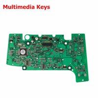 audi mmi system - Multimedia Keys E380 Circuit Board For Audi with Navigation Multimedia Key for AUDI A6 Q7 OE F1919600Q MMI Control System