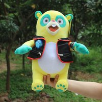 agent yiwu - Retail New Arrival inch cm Special Agent Oso Plush Toy With Tag Stuffed Doll Soft Toy For Children cheap LY