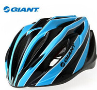 Wholesale GIANT GX5 ABS CE Vents In Mold Ultralight Included Pad Visor Adults Bike Bicycle Safety Cycling Cycle Helmet