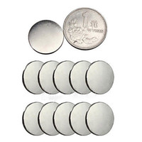 Wholesale 1 x Super Strong Round Magnets mm x mm Rare Earth Neodymium N35 Grade Magnet