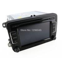 Wholesale car dvd Black Botton RCD510 USB Reverse image w o DAB RDS Fit For Golf Tiguan Jetta EOS
