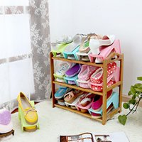 Wholesale Save Space Living Room Furniture modern new Creative high quality Collapsible shoe rack Simple plastic shoe rack shoe storage