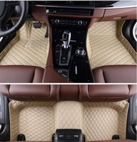 best floor mats - Best quality Custom special floor mats for Mercedes Benz GL X164 seats Easy to clean carpets for GL350