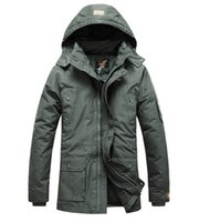 Wholesale Norway geography down jacket increased mountaineering wear big yards with thick coat can tear open the tank