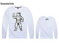 Cheap men hip hop Top quality Brand BILLIONAIRE BOYS CLUB BBC Hoodies sweatshirts men o-neck long sleeve