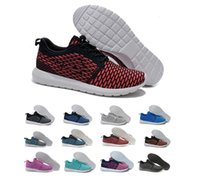 Wholesale 2015 New Flyknit Running Shoes both for men and women Sport Shoes Mesh Upper Flyknit Breathable EUR size