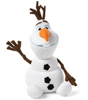 Wholesale 2014 New cm New cartoon movie Lovely OLAF plush toys the Snowman Plush Doll Stuffed Toy